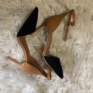 Free People x Jeffrey Campbell heels